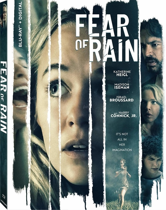 Fear of Rain Blu-ray