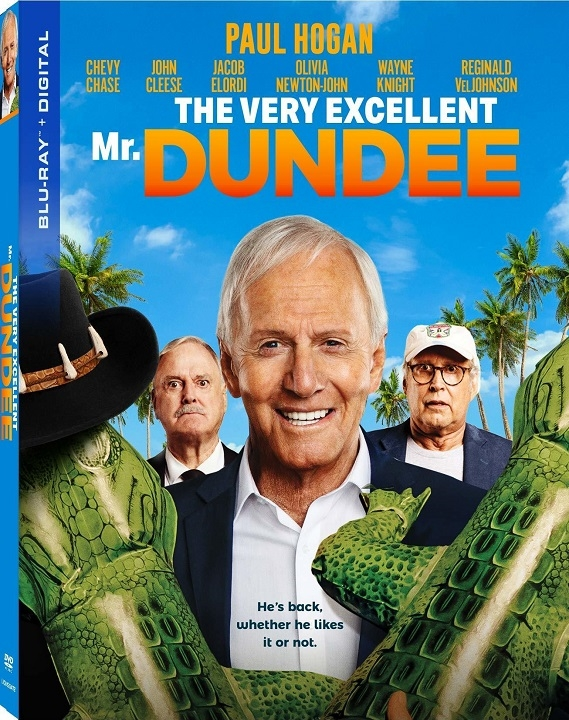The Very Excellent Mr. Dundee Blu-ray