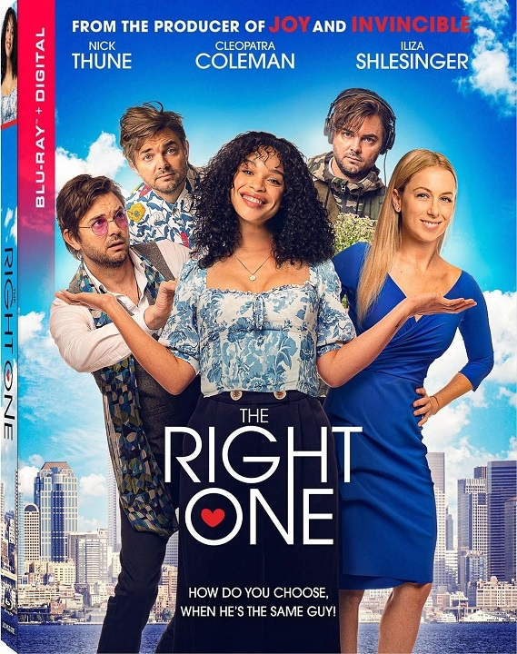 The Right One Blu-ray