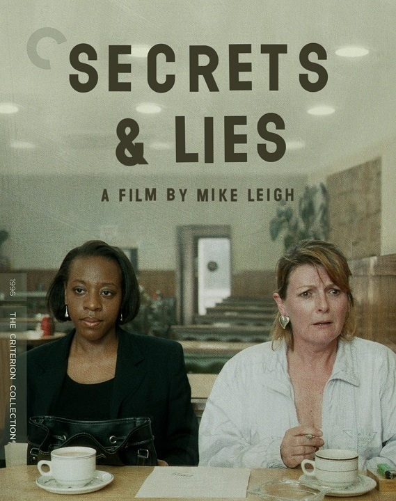 Secrets & Lies (The Criterion Collection)(Blu-ray)(Region A)