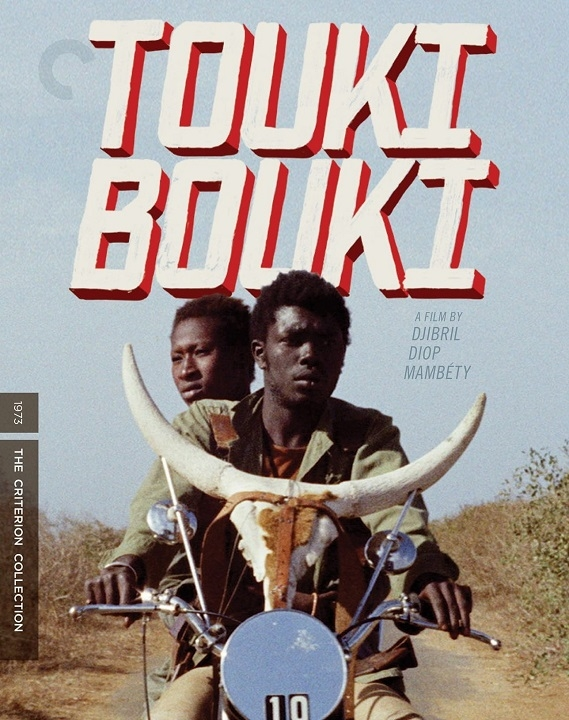 Touki Bouki (The Criterion Collection)(Blu-ray)(Region A)(Pre-order / Mar 9)