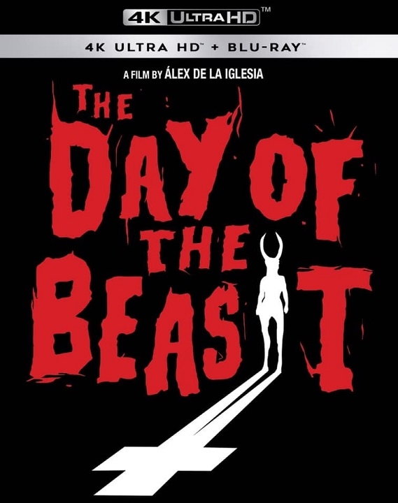 The Day of the Beast in 4K Ultra HD Blu-ray at HD MOVIE SOURCE
