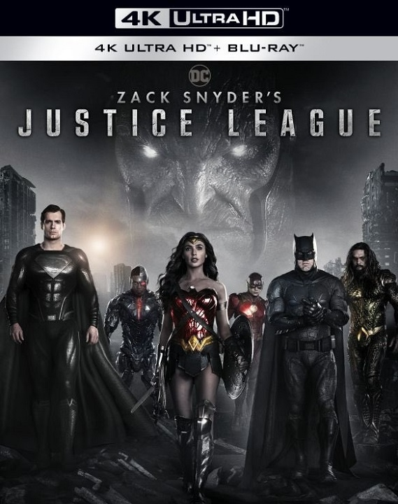 Zack Snyder's Justice League in 4K Ultra HD Blu-ray at HD MOVIE SOURCE