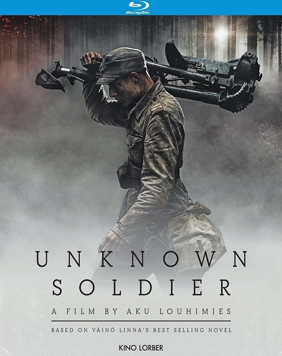 The Unknown Soldier (2017)(Blu-ray)(Region A)