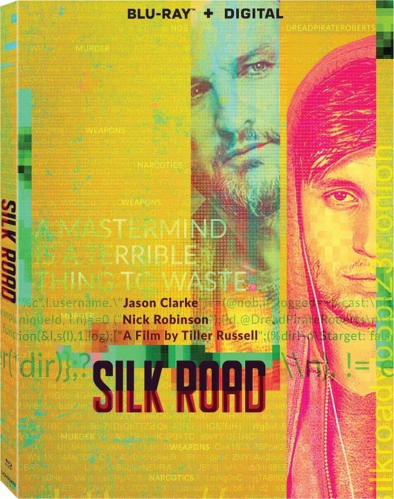 Silk Road Blu-ray