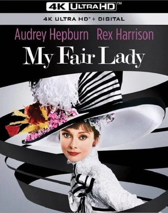 My Fair Lady in 4K Ultra HD Blu-ray at HD MOVIE SOURCE