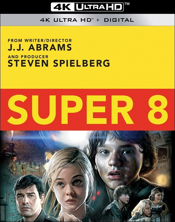 Super 8 in 4K Ultra HD Blu-ray at HD MOVIE SOURCE
