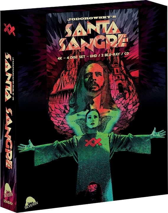 Santa Sangre in 4K Ultra HD Blu-ray at HD MOVIE SOURCE