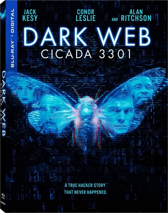 Dark Web: Cicada 3301 Blu-ray