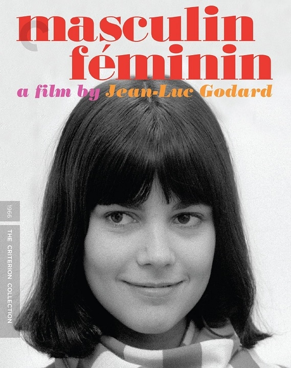 Masculin Feminin (The Criterion Collection)(Blu-ray)(Region A)