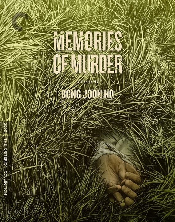 Memories of Murder (The Criterion Collection)(Blu-ray)(Region A)