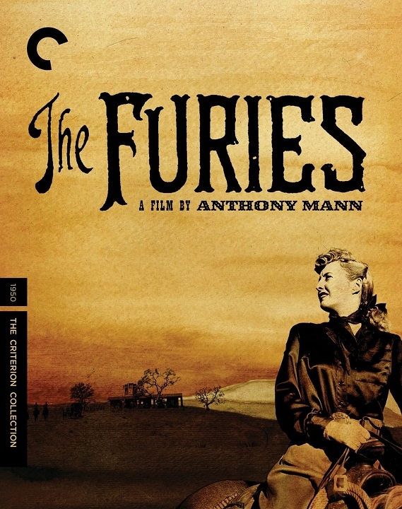The Furies (The Criterion Collection)(Blu-ray)(Region A)