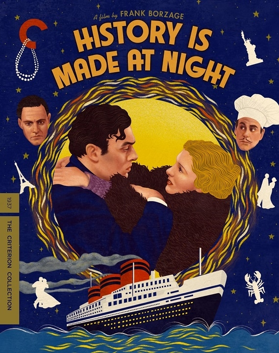 History Is Made at Night (The Criterion Collection)(Blu-ray)(Region A)