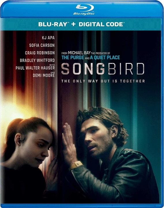 Songbird Blu-ray