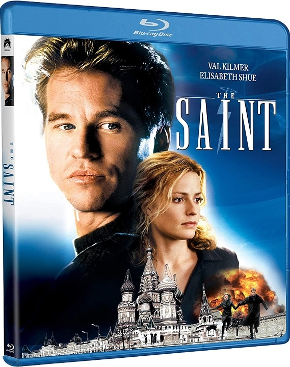 The Saint Blu-ray