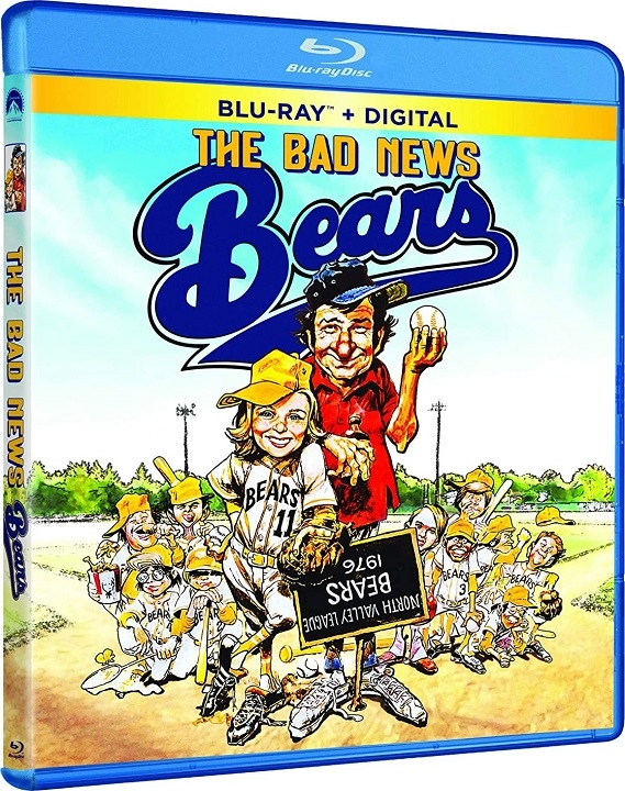 The Bad News Bears (1976) Blu-ray