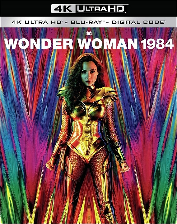 Wonder Woman 1984 in 4K Ultra HD Blu-ray at HD MOVIE SOURCE