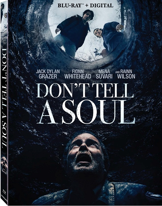 Don't Tell a Soul Blu-ray