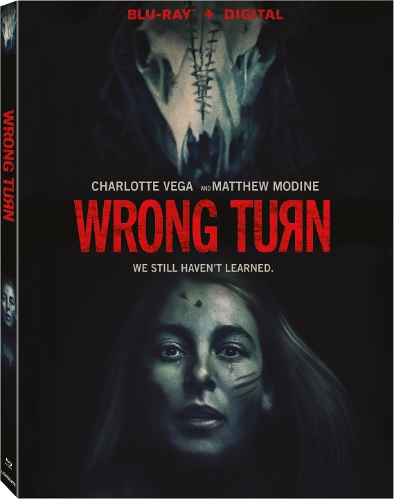 Wrong Turn: The Foundation Blu-ray