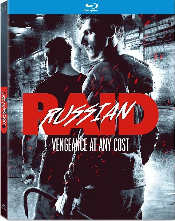 Russian Raid Blu-ray