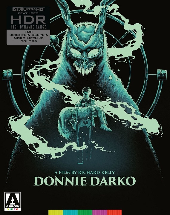 Donnie Darko Limited Edition in 4K Ultra HD Blu-ray at HD MOVIE SOURCE