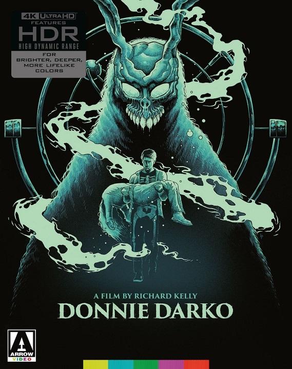 Donnie Darko Limited Edition in 4K Ultra HD Blu-ray at HD MOVIE SOURCE