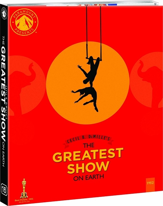 The Greatest Show on Earth Blu-ray