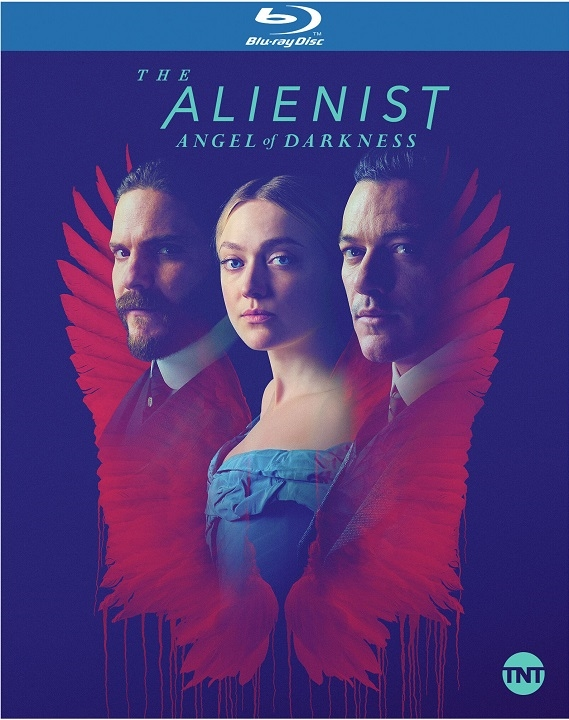 The Alienist: Angel of Darkness Blu-ray