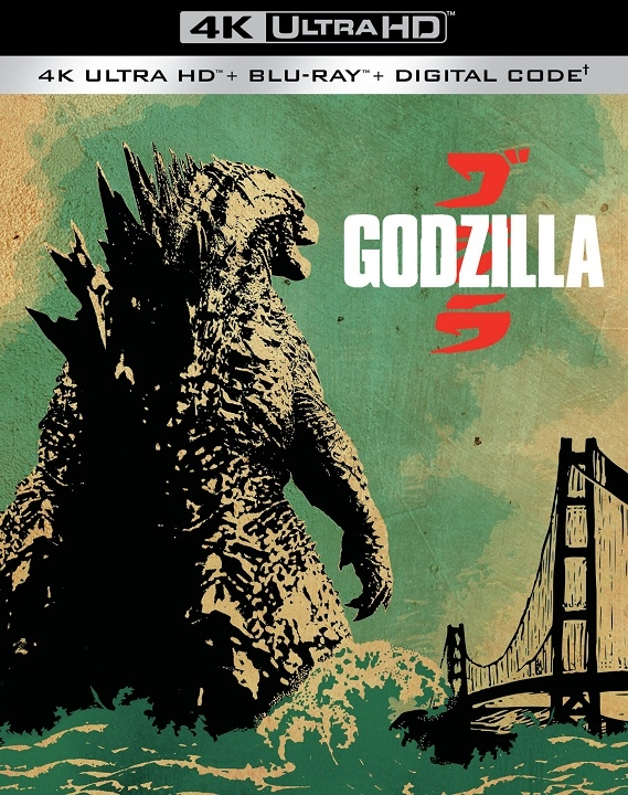 Godzilla (2014) in 4K Ultra HD Blu-ray at HD MOVIE SOURCE
