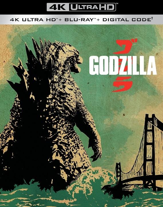 Godzilla (2014) in 4K Ultra HD Blu-ray at HD MOVIE SOURCE