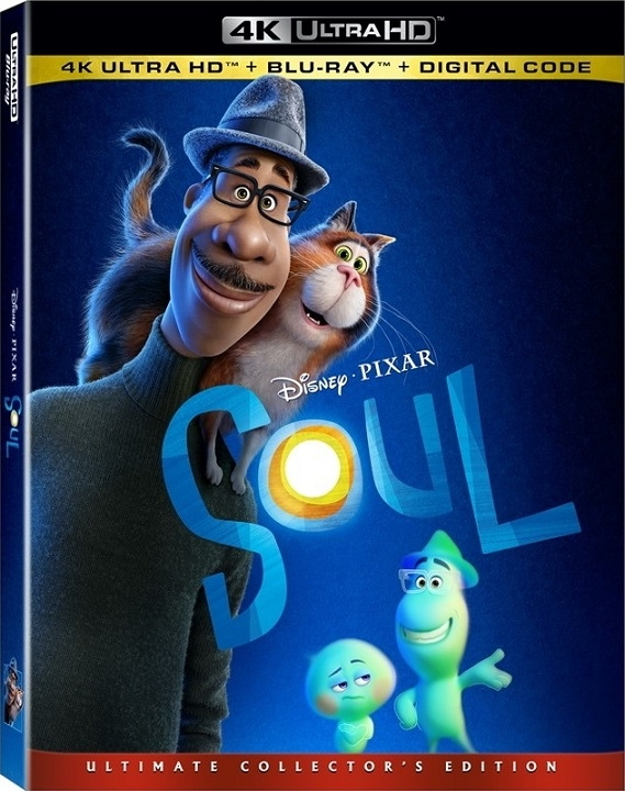 Soul in 4K Ultra HD Blu-ray at HD MOVIE SOURCE