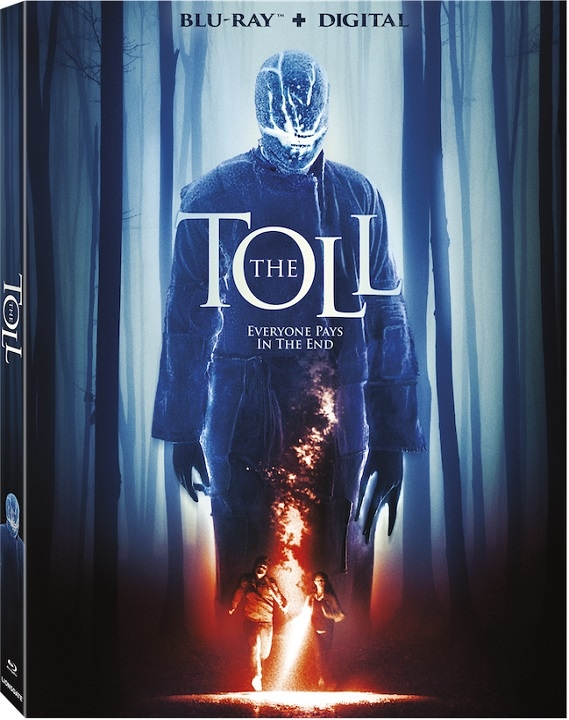 The Toll Blu-ray