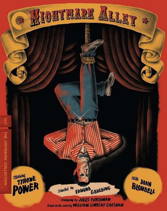 Nightmare Alley (The Criterion Collection)(Blu-ray)(Region A)(Pre-order / May 25)