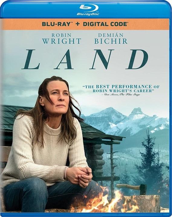Land Blu-ray