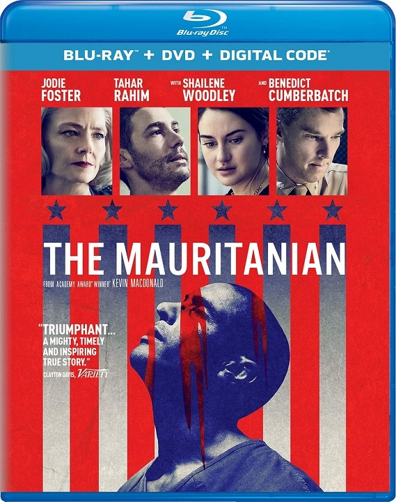 The Mauritanian Blu-ray