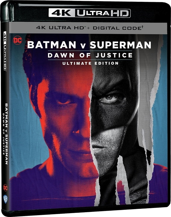Batman v Superman Dawn of Justice in 4K Ultra HD Blu-ray at HD MOVIE SOURCE