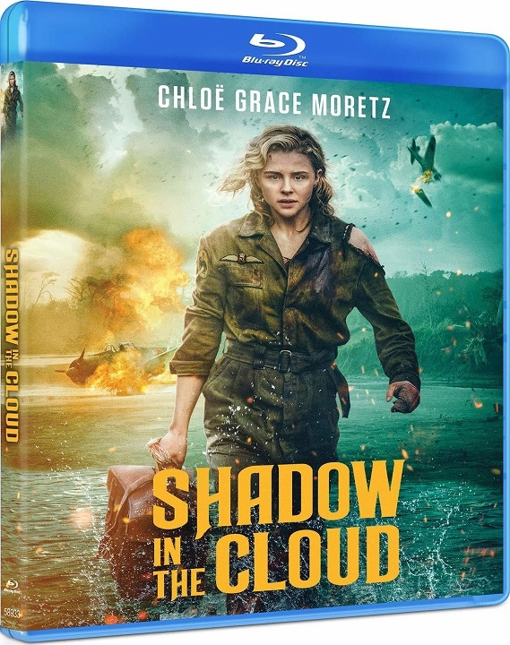Shadow in the Cloud (Blu-ray)(Region A)(Pre-order / Apr 13)