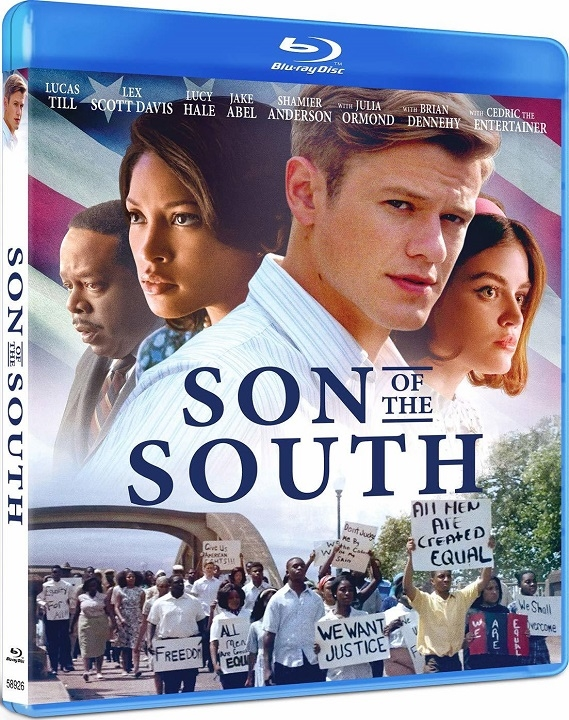 Son of the South (Blu-ray)(Region A)(Pre-order / Apr 13)