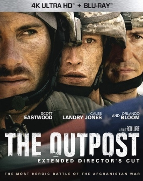 The Outpost in 4K Ultra HD Blu-ray at HD MOVIE SOURCE