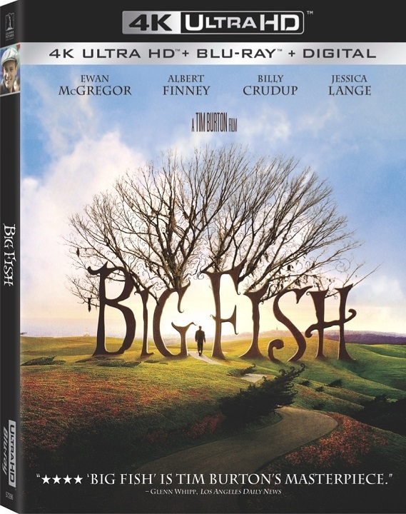 Big Fish in 4K Ultra HD Blu-ray at HD MOVIE SOURCE