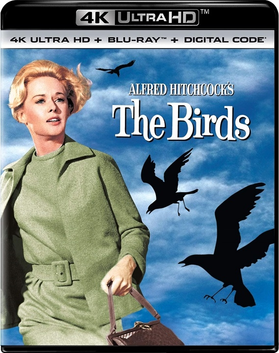 The Birds in 4K Ultra HD Blu-ray at HD MOVIE SOURCE