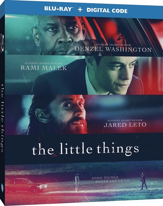 The Little Things Blu-ray