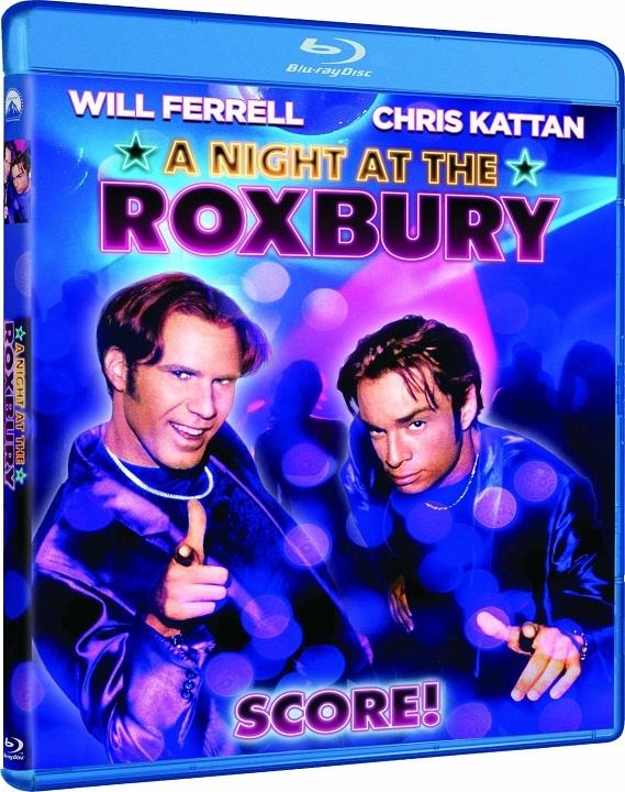 A Night at the Roxbury Blu-ray