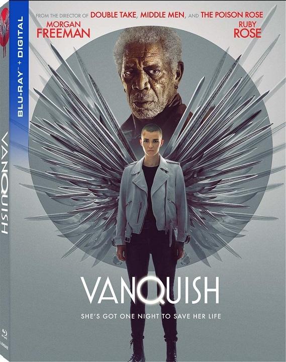 Vanquish Blu-ray