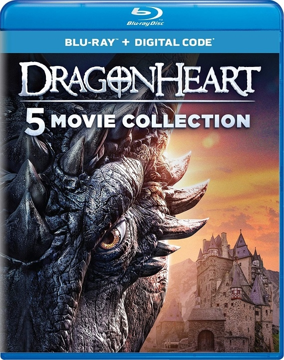 Dragonheart: 5-Movie Collection Blu-ray