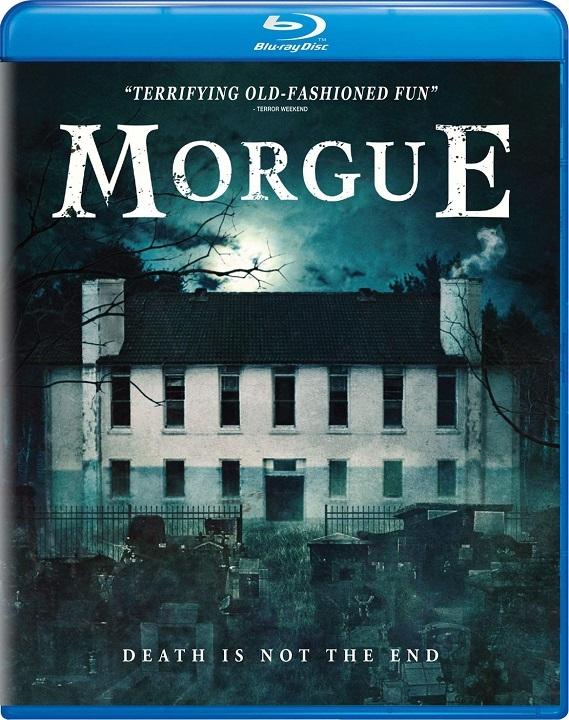Morgue Blu-ray