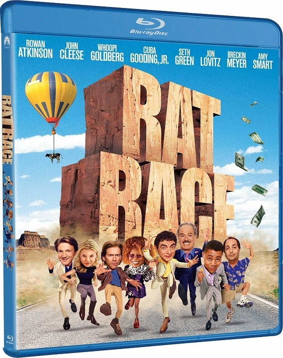 Rat Race Blu-ray