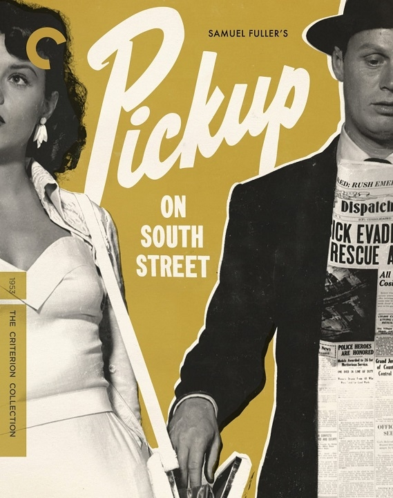 Pickup on South Street (The Criterion Collection)(Blu-ray)(Region A)(Pre-order / Jun 29)