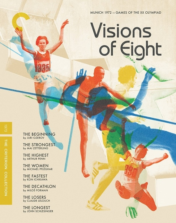 Visions of Eight (The Criterion Collection)(Blu-ray)(Region A)(Pre-order / Jun 22)