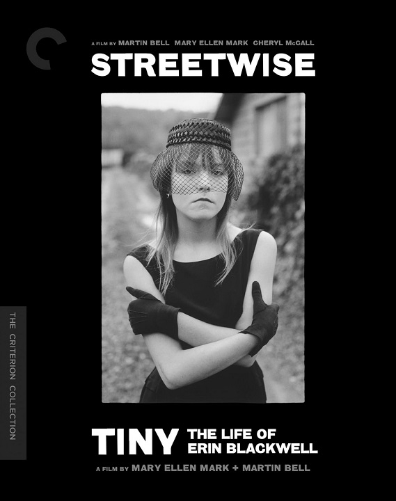 Streetwise / Tiny: The Life of Erin Blackwell (The Criterion Collection)(Blu-ray)(Region A)(Pre-order / Jun 15)
